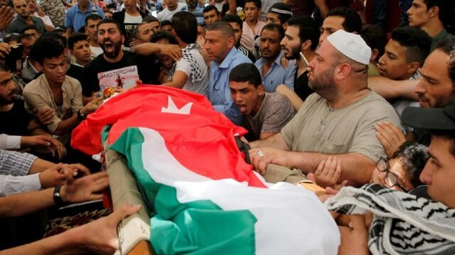 Israel Paid $5 Million in Compensation to Jordanians Killed by Guard