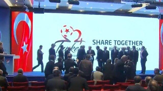 Logo ve slogan<br>tanıtımı yapıldı