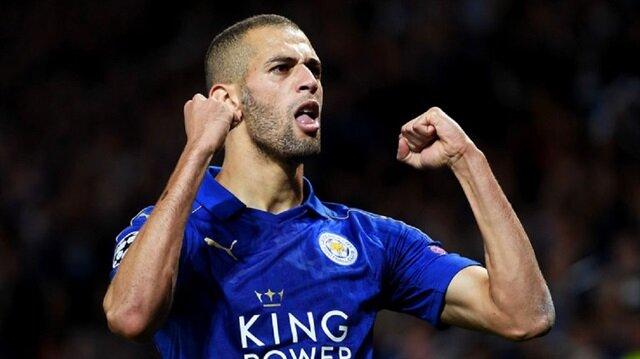 Leicester City'den Slimani açıklaması