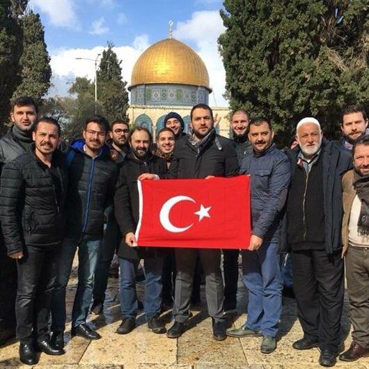 İsrail polisinin gözaltına aldığı Türklerin kimliği belli oldu