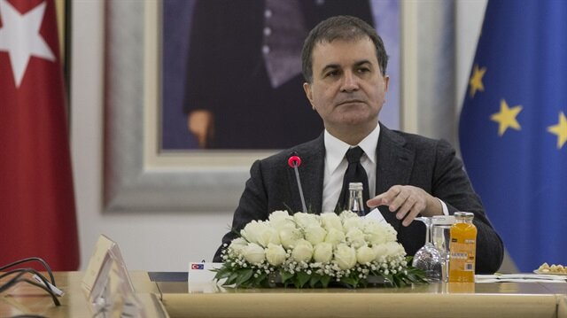 Turkey's EU minister rejects any option other than full membership