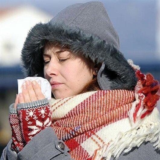Mevsimlerle beraber grip sezonu da değişti