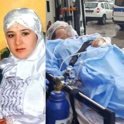 Gaziantep'te cani koca vahşeti: Bağırsakları elinde kaçtı