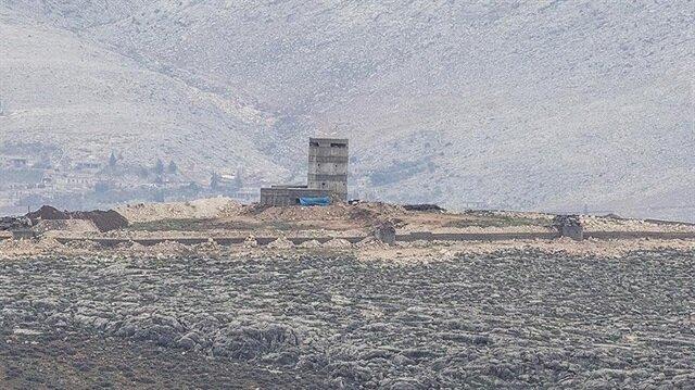 PKK/PYD sivillerin çıkışına izin vermiyor