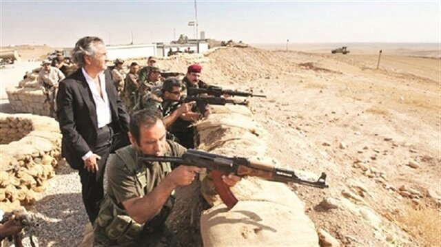 PKK/PYD intends to use Afrin's civilians as human shields ahead of Turkish operation