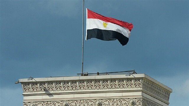 Egypt court sentences 3 to death over officer's death