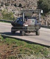 Afrin sınırında 'Fetih Marşı'