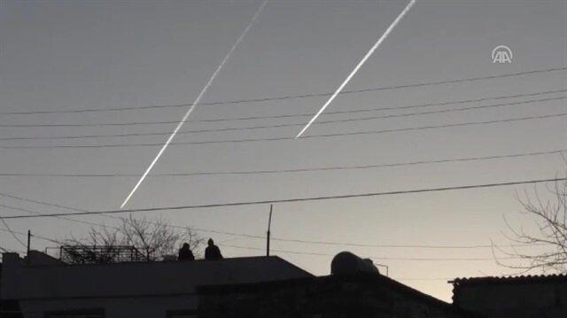 Turkish war planes bomb PKK targets in Syria's Afrin