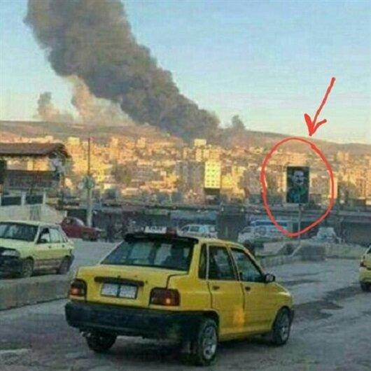 Bombalanan<br>Afrin'den ilk kare