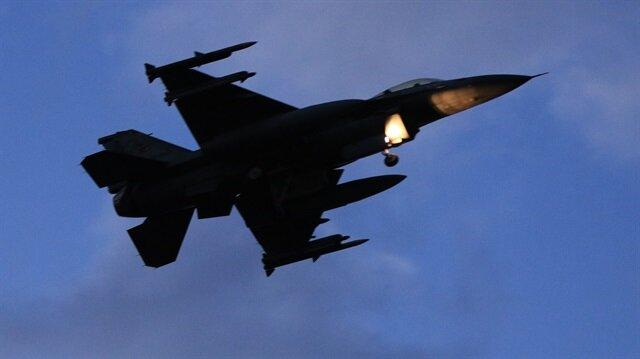 TSK: 113 PYD/PKK hedefinden 108'ini vurdu