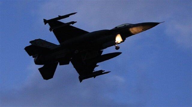 الجيش التركي يقصف 108 هدفًا لـ