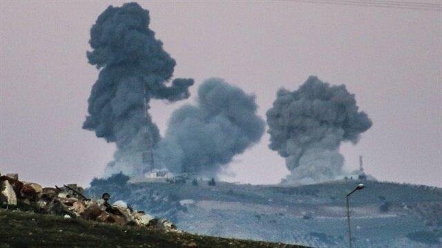 Türkiye Amerika'nın silah deposunu havaya uçurdu