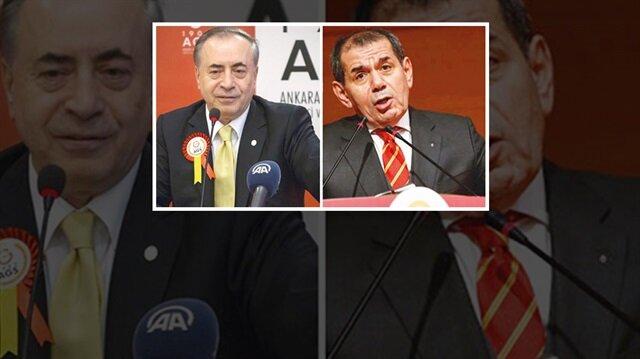 Galatasaray <br>başkanını seçiyor