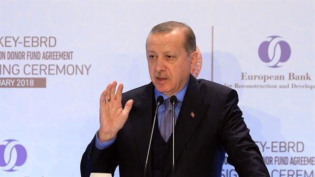 أردوغان: وكالات تصنيف ائتماني تتبع منهاج أيديولوجي إزاء تركيا