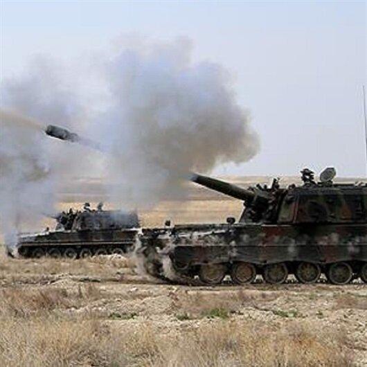 Afrin'e<br>anında karşılık!