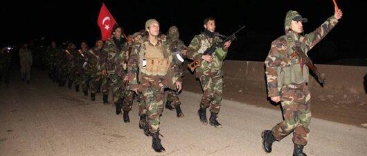 ÖSO Afrin operasyonuna hazırlanıyor