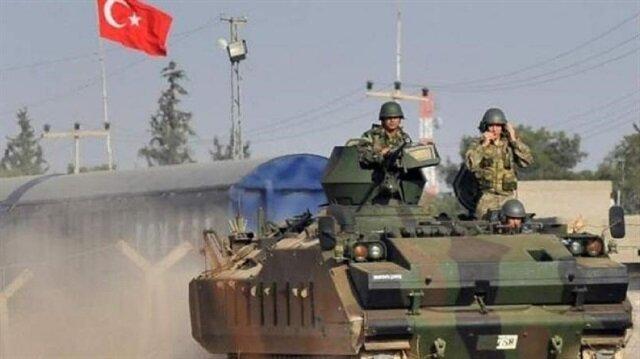 الأركان التركية تعلن بدء العملية العسكرية البرية في عفرين السورية