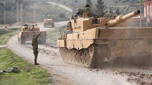 الجيش الحرّ يسيطر على أول قرية في عفرين