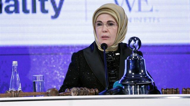 Emine Erdoğan'dan Afrin mesajı