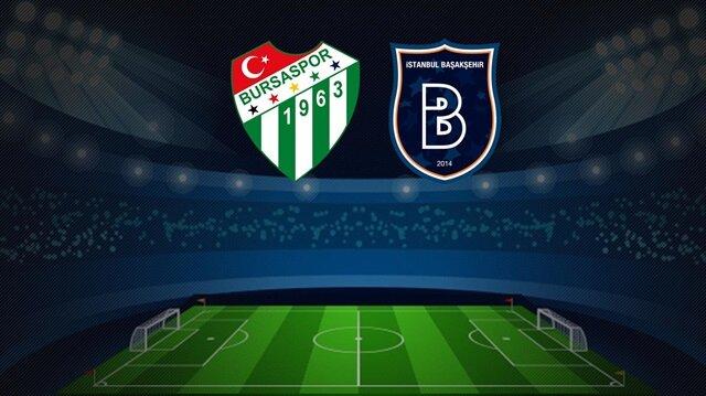 Bursaspor-Başakşehir