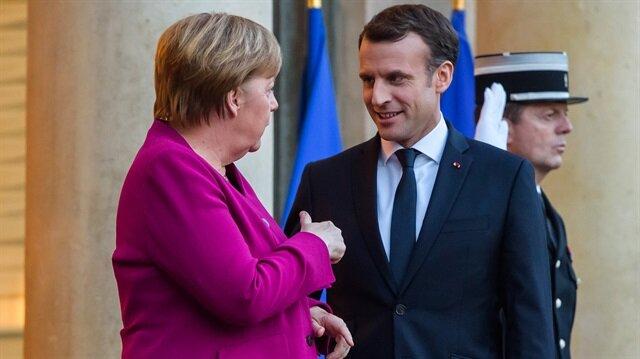 Merkel, Macron to deepen Franco-German cooperation, strengthen EU