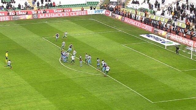 Orkan Çınar'ın ilk şutu gol oldu