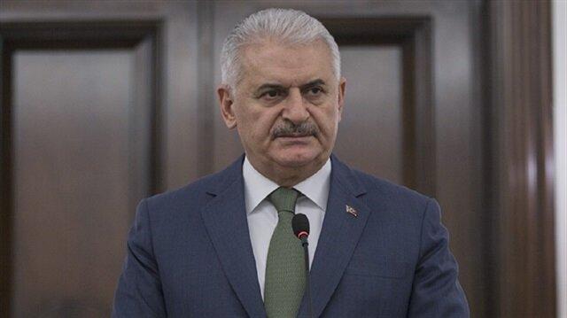 Turkish ground forces moved into Syria's Afrin: PM Yıldırım