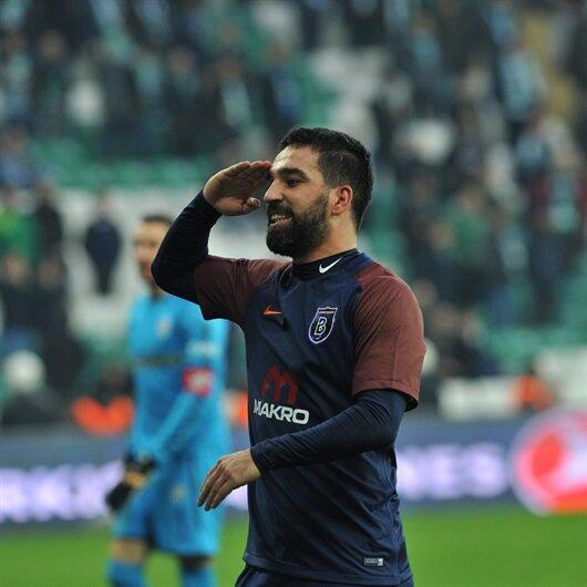 İlk golünü <br>Afrin'e gönderdi!