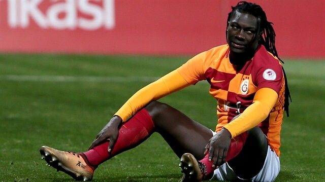 Galatasaray'da Gomis şoku