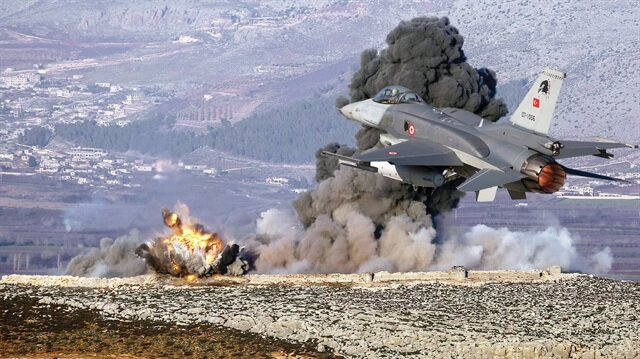 Haftalardır beklenen Afrin Harekâtı dün saat 17:00 itibariyle başladı.