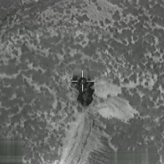 ABD silahı doluydu<br>Havaya uçuruldu...