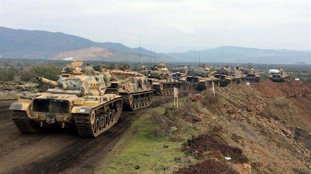 TSK'nın Afrin stratejisinde dikkat çeken detay