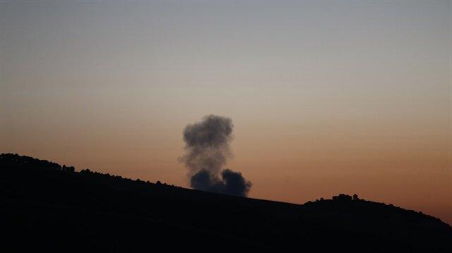 المدفعية التركية تواصل دك أوكار الإرهابيين في عفرين