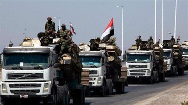 النظام السوري يفتح الطريق لعناصر