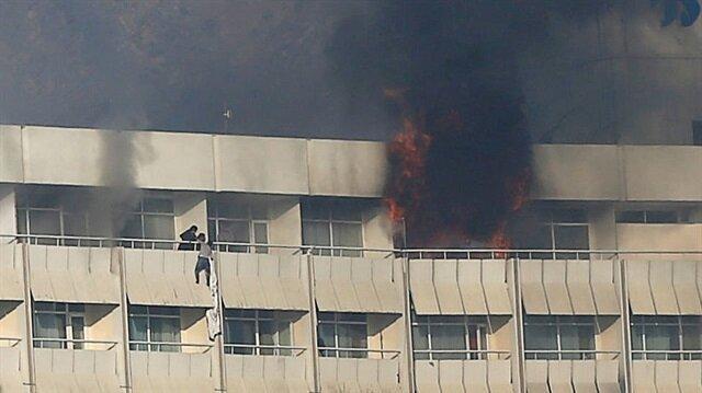 Kabul Intercontinental Hotel siege ends, all gunmen killed