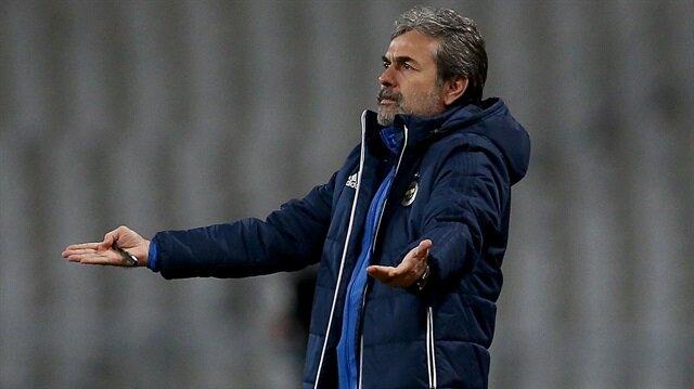 Aykut Kocaman Aziz Yıldırım'dan transfer istemedi