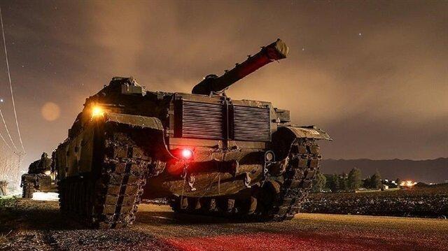 Turkey's intel agency MIT backs army in Afrin operation