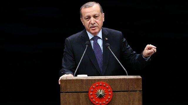أردوغان: ليس لدينا أية أطماع في شبر واحد من أراضي الآخرين