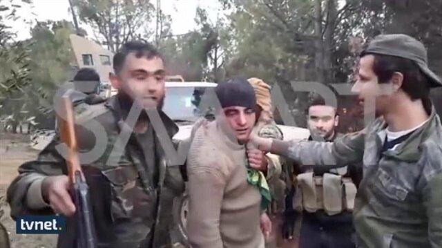 10 PKK terrorists captured in Syria's Azaz