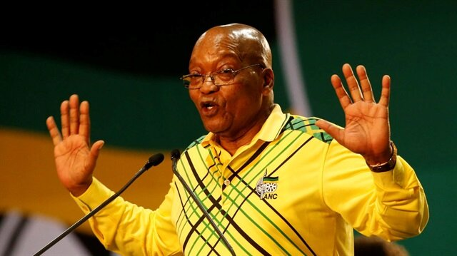 South Africa's ANC discussed Zuma's exit this week