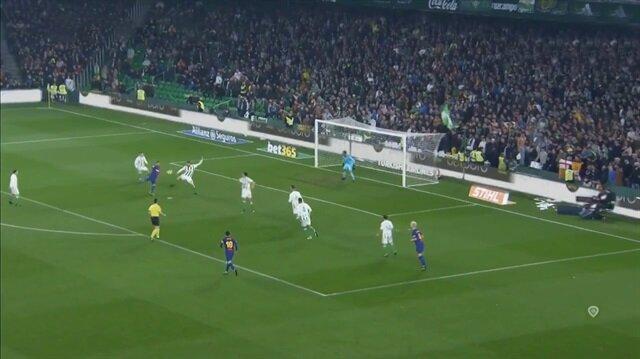 Barcelona'dan 30 dakikada 5 gol!