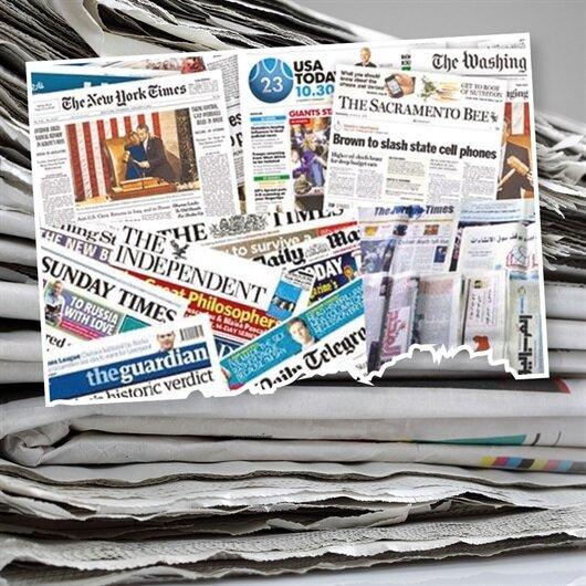Batı<br>medyası çarpıttı
