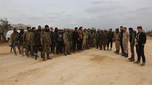 Suriyeli muhalifler: Münbiç operasyonu başladı