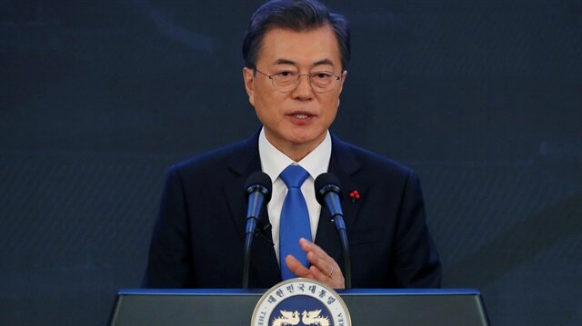 South Korea's Moon says Olympics should lead to nuclear talks with US