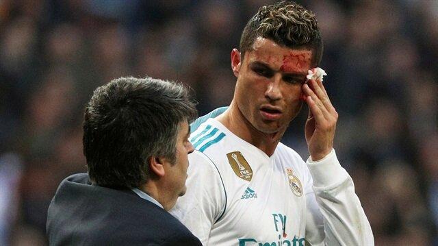 Ronaldo sağlık ekibinden telefon istedi