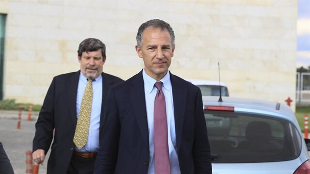 ABD'li heyet Afrin için Ankara'da