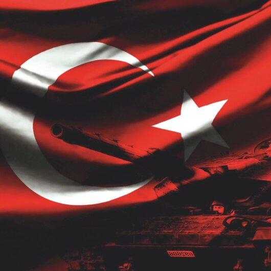 Emperyalizme karşı <br>'Zeytin Dalı'na destek