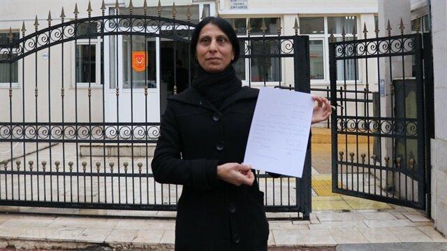 Askerlik başvurusu yapan Songül Sütci açıklamada bulundu.