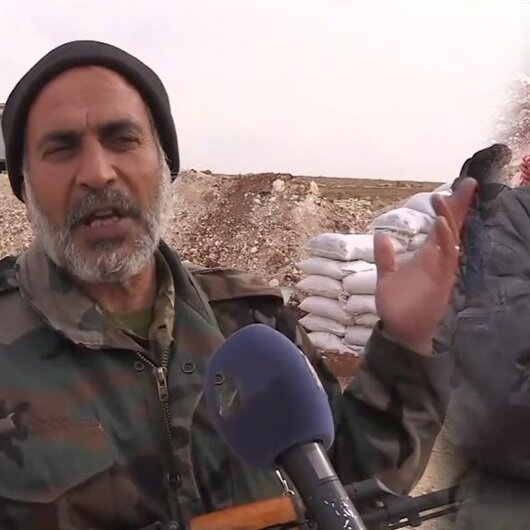 ÖSO'nun Kürt savaşçılarından Afrin'e mesaj var