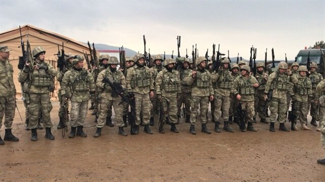 Plans for Afrin operation started three months ago
